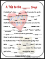 Mother's Day Mad Lib
