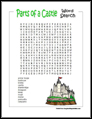 Castle Word Search