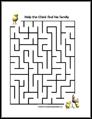 Chicken Maze