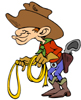 Cowboy Mazes