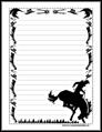 Cowboy Stationery