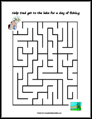 Father's Day Maze