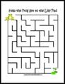 Turtle Maze