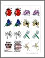 Bugs Memory Game