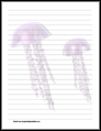 Jellyfish Stationery