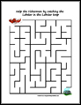 Lobster Maze