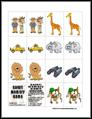 Safari Memory Game