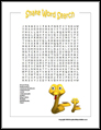 Snake Word Search