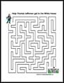 President's Day Maze