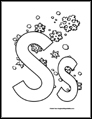 s is for Snowflake