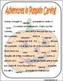 graphic regarding Halloween Mad Libs Printable Free identify Halloween Nuts Libs