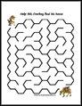 Cowboy Maze
