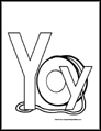 y is for Yo Yo